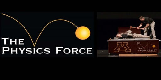 Physics Force 2020 Northrop Shows