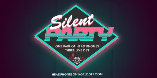 Silent Party at Subterranean (HeadphonesOnWorldOff)