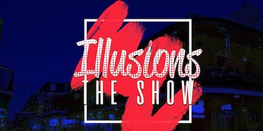 Illusions The Drag Queen Show Wichita - Drag Queen Dinner Show - Wichita, KS
