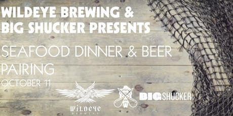 Seafood Dinner & Beer Pairing tickets