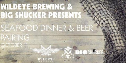 Seafood Dinner & Beer Pairing