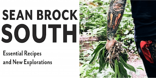 Author Event | South - Sean Brock in Conversation with Chandra Ram