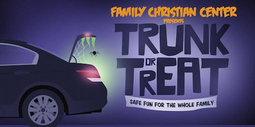Fall Blast 2019- Trunk or Treat Area Registration