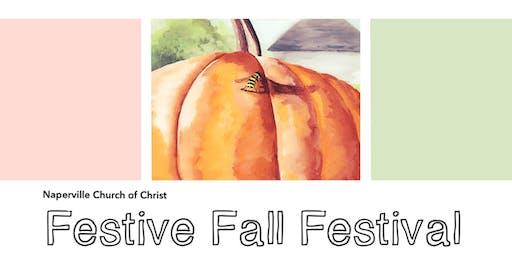 Festive Fall Festival