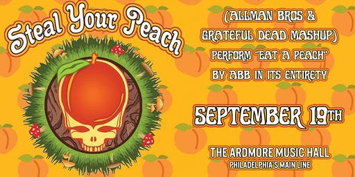 "Steal Your Peach performs The Allman Brothers ""Eat A Peach"""