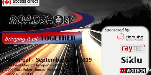 Access Direct Roadshow Montreal - 17 septembre, 2019    8am - 12:30pm