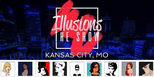 Illusions The Drag Queen Show Kansas City - Drag Queen Dinner Show - Kansas City, MO