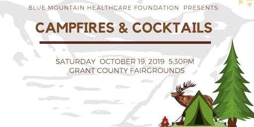 Campfires & Cocktails Fundraiser