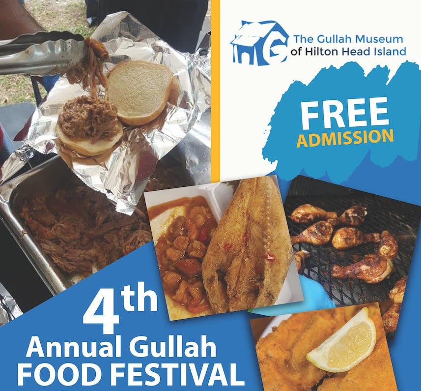 4th Annual Gullah Food Festival