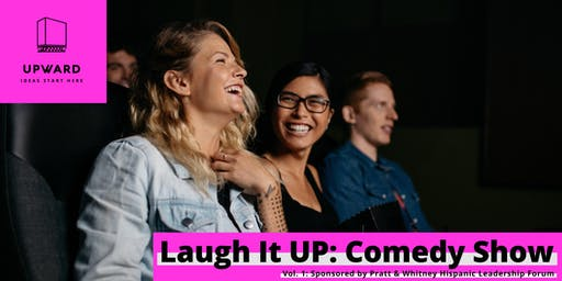 Laugh It UP: 21+ Comedy Show - Volume I