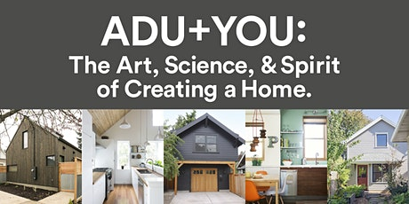 ADU+YOU: The interactive, multi-session course.  tickets