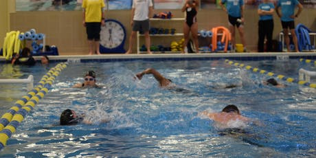 Thursday Swim Practice - Volunteer Registration tickets