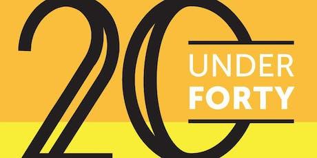 20 Under 40 Celebration tickets
