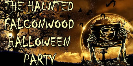 The Haunted Falconwood Halloween Party 2019 -  Bea tickets