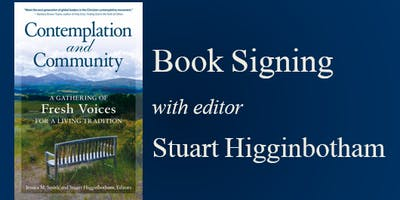 Contemplation and Community Book Signing