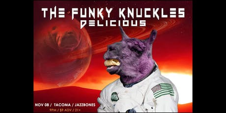 The Funky Knuckles tickets