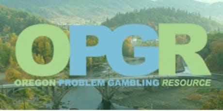 Problem Gambling 101  tickets