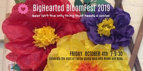 BigHearted Bloomfest 2019 tickets