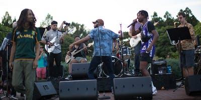 2019 OAKtoberfest Concert: The Shmoods, known as the DMV Hip-Hop Orchestra