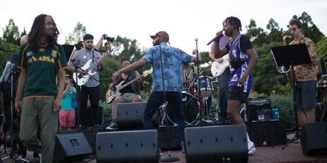 2019 OAKtoberfest Concert: The Shmoods, known as the DMV Hip-Hop Orchestra tickets
