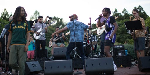 2019 OAKtoberfest Concert: The Shmoods, known as the DMV Hip-Hop Orchestra