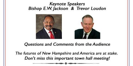 Who's driving the Socialist Agenda in America? (MANCHESTER NH) tickets