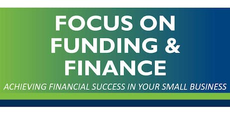 FOCUS ON FUNDING & FINANCE  tickets