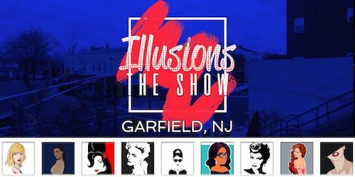 Illusions The Drag Queen Show Garfield - Drag Queen Dinner Show - Garfield, NJ