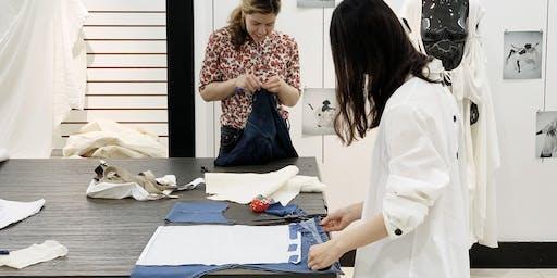 Community Studio: Refashioning Garments