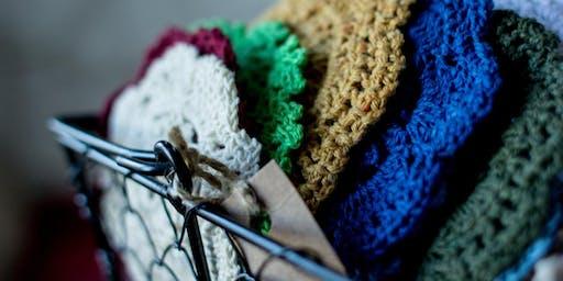 Beginners Crochet with Helen Scribbans