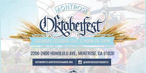 Oktoberfest ~ Montrose 2019
