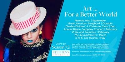 Annual Dance Company Concert