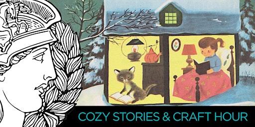 COZY STORIES & CRAFT HOUR