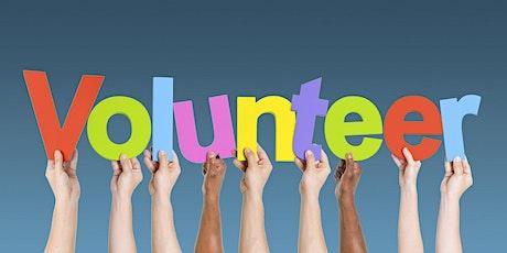 Volunteer Open House tickets