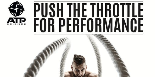 ATP Science - Push the throttle for performance