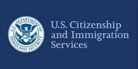 U.S. Citizenship and Immigration Services Interviewing and Hiring Event tickets