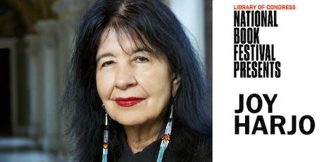 Poet Laureate Inaugural Reading: Joy Harjo tickets