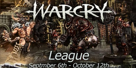 Warcry League tickets