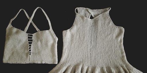 Community Studio: Hand Knitting 101