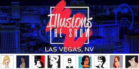 Illusions The Drag Queen Show Las Vegas - Drag Queen Dinner Show - Las Vegas, NV tickets