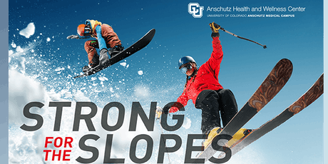 Strong for the Slopes - Ski and Snowboard Conditioning Course tickets