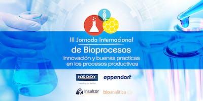 III Jornada de Bioprocesos