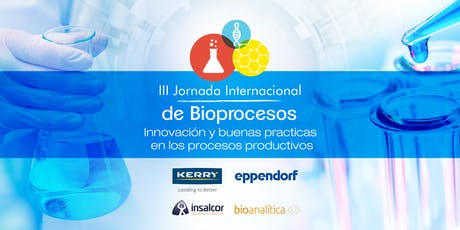 III Jornada de Bioprocesos entradas