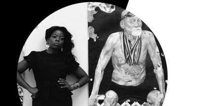 A Ballad for Harlem Conversation: Artist Modupeola Fadugba