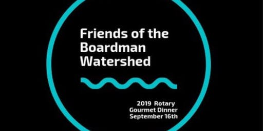 16th Annual Friends of the Boardman Watershed Gourmet Dinner