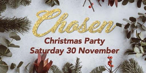 Chosen Christmas Party!