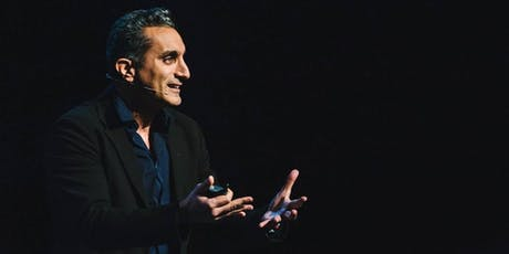 Bassem Youssef: Live in Vancouver tickets