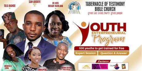 TTBC Youth Entrepreneurial  Program tickets