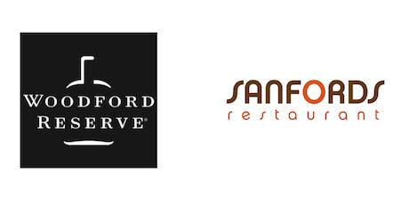 Sanfords Whiskey Bar Hosts Woodford Reserve Expressions Dinner & Pairing  tickets