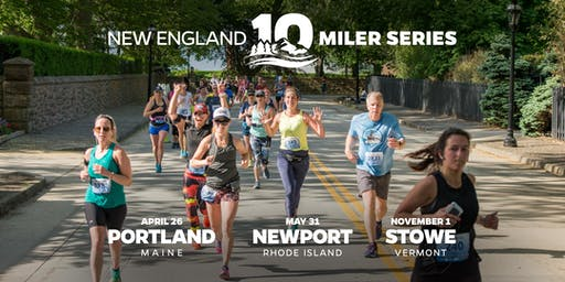 New England 10 Miler Series | 2020
